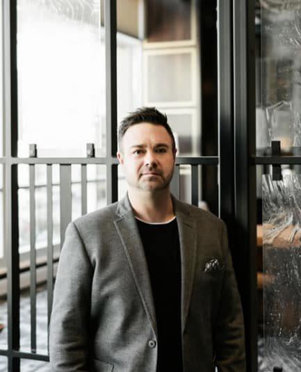 Brett Boyer CEO + Visionary - Center Sphere The Network